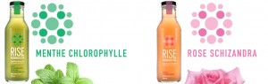 Photo RISE Kombucha